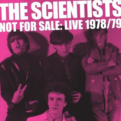 Not for Sale: Live 1978-1979