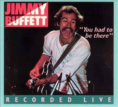 You Had to Be There: Recorded Live