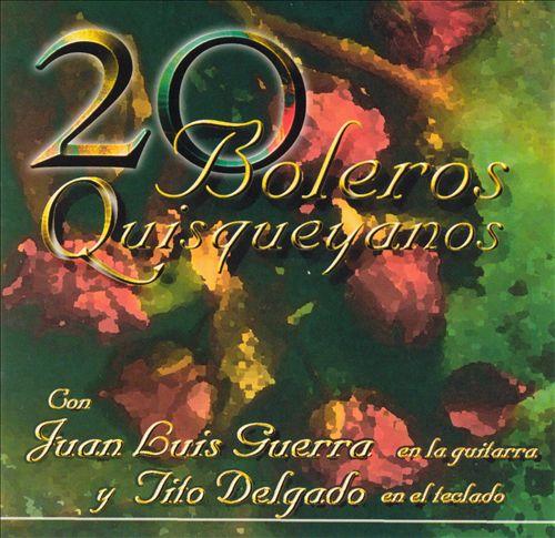 20 Boleros Quisqueyanos