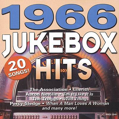 Jukebox Hits 1966 [Madacy Single Disc]