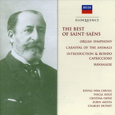The Best of Saint-Saëns [Australia]