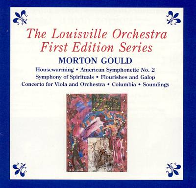 First Edition Series: Morton Gould
