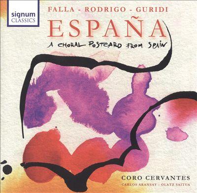 España: A Choral Postcard from Spain