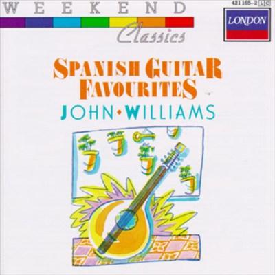 Spanish Guitar Favorites [London]
