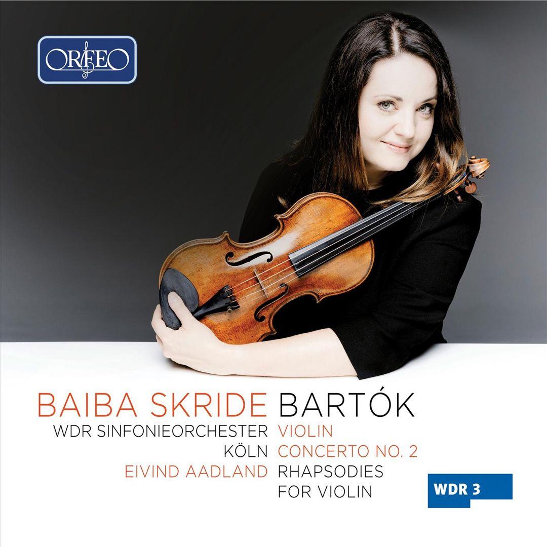 Bartók: Violin Concerto No. 2; Rhapsodies for Violin