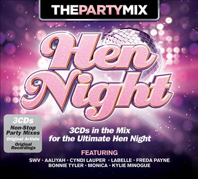 The Party Mix: Hen Night