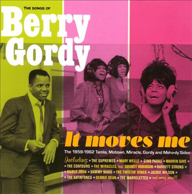 It Moves Me: The Songs of Berry Gordy