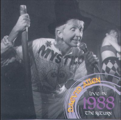 Live in 1988: The Return