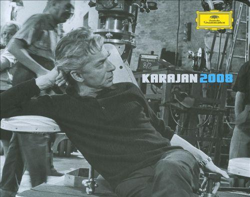Karajan 2008 [CD+DVD+Bonus CD]