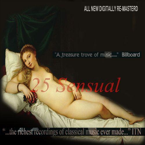 25 Sensual