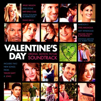 Valentine's Day [Original Motion Picture Soundtrack]