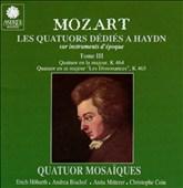 """Mozart: Quatuor en la majeur, K 464; Quatuor en ut majeur """"Les Dissonances"""", K 465"""