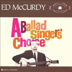 A Ballad Singer's Choice: The Traditional Years