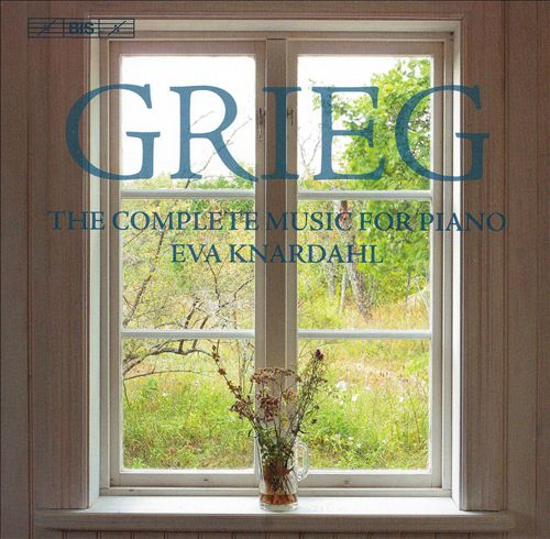 Grieg: The Complete Music for Piano [Box Set]