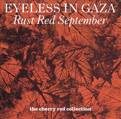 Rust Red September