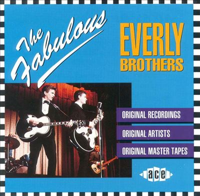 Fabulous Everly Brothers