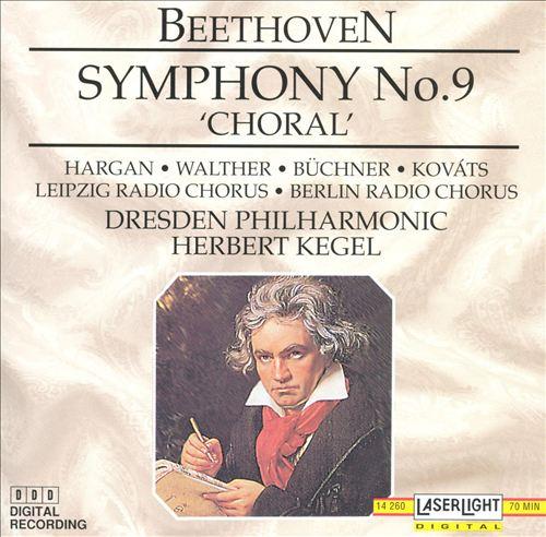 Beethoven: Symphony No. 9 (
