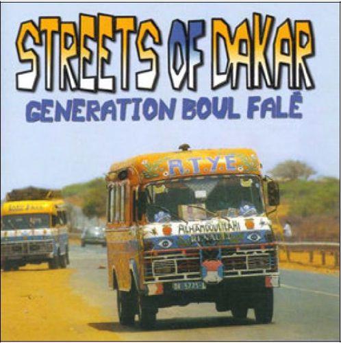 Streets of Dakar: Generation Boul Falé [Stern's Africa]