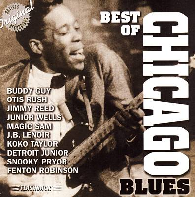 Best of Chicago Blues [Rhino]