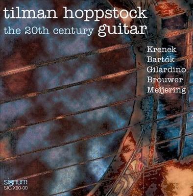 The 20th Century Guitar