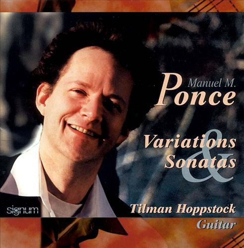 Ponce: Variations & Sonatas