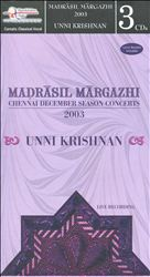 Madrasil Margazhi Chennai December Season Concerts 2003