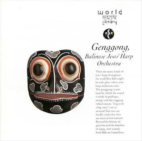 Genggong: Balinese Jew's Harp Orchestra