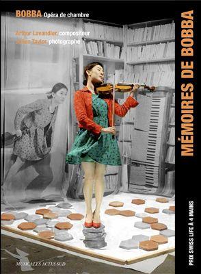Mémoires de Bobba / Lavandier: Bobba - Opéra de chambres [CD & Book]