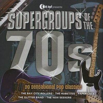 Supergroups of the 70s [Madacy]