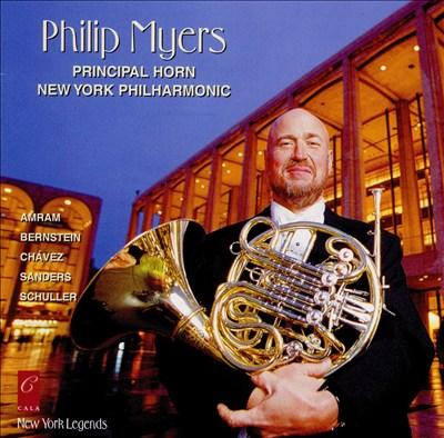 Philip Myers, Principal Horn, New York Philharmonic
