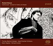 Richard Strauss: Violinkonzert; Sonate für Violin und Klavier