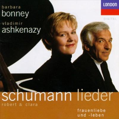 Songs by Robert & Clara Schumann