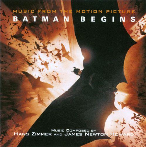 Batman Begins [Original Motion Picture Soundtrack]