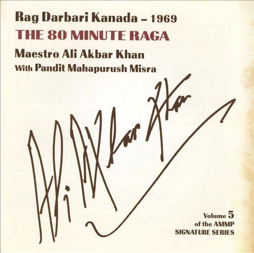 Signature Series, Vol. 5: Rag Darbari Kanada