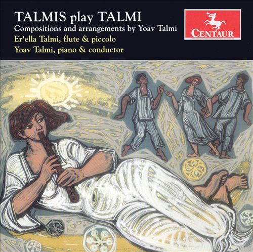 Talmis Play Talmi: Compositions and Arrangements by Yoav Talmi