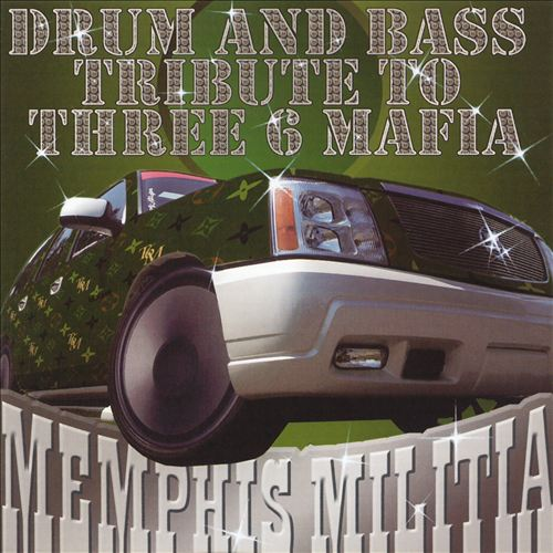 Drum and Bass Tribute to Three 6 Mafia