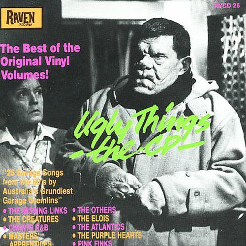 Ugly Things, Vol. 1-3