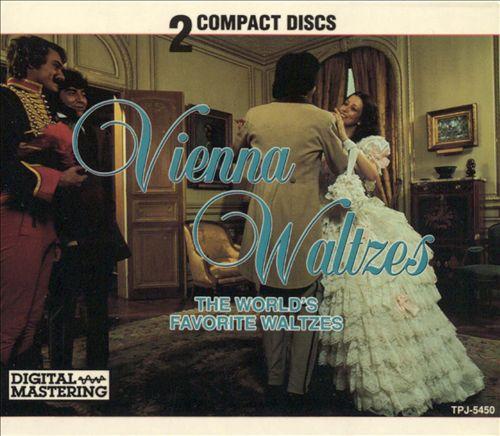 Vienna Waltzes [Box Set]