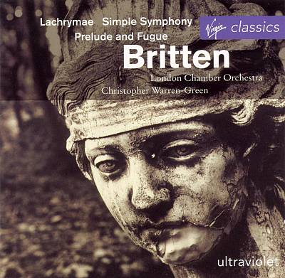 Britten: Lachrymae; Simple Symphony; Prelude and Fugue