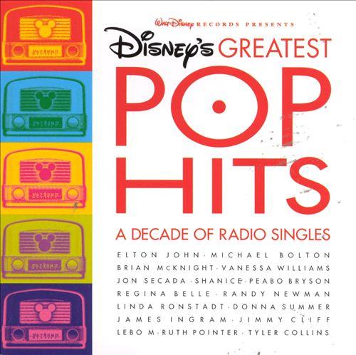 Disney's Greatest Pop Hits