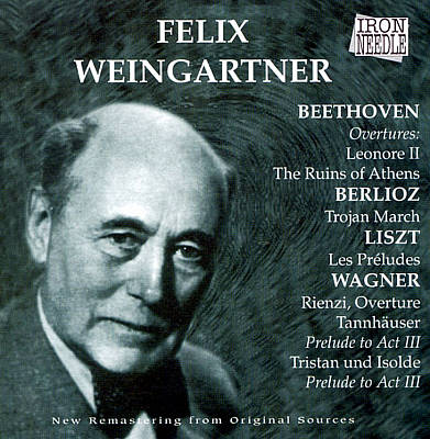 Beethoven: Leonore II & The Ruins of Athens Overtures; Berlioz: Trojan March; Liszt: Les Préludes; etc.