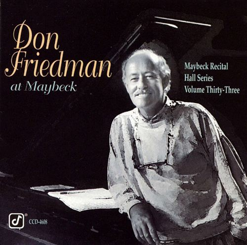 Don Friedman at Maybeck