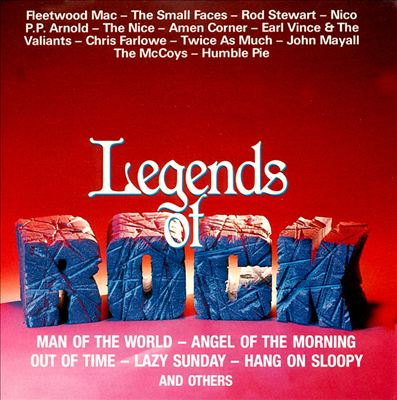 Legends of Rock [Bigtime]