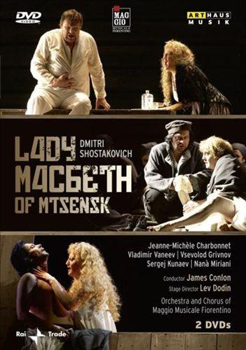 Dmitri Shostakovich: Lady Macbeth of Mtsensk [Video]