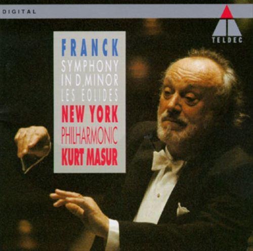 Franck: Symphony in D minor; Les Éolides