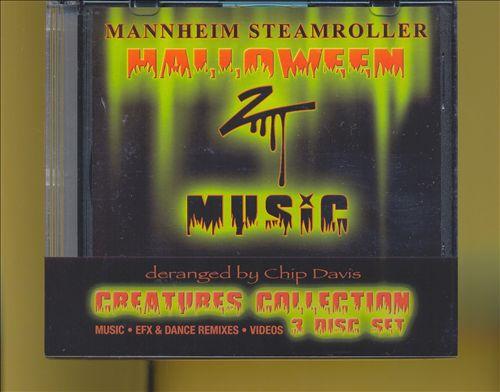 Halloween, Vol. 2: Creatures Collection