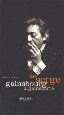 De Gainsbourg à Gainsbarre, Vol. 1