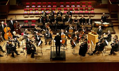 Orchestra of the Eighteenth Century
