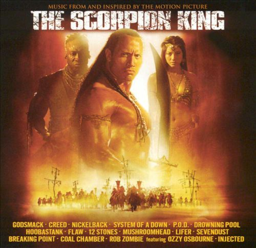 The Scorpion King [Soundtrack]