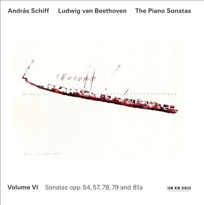 Beethoven: The Piano Sonatas, Vol. 6